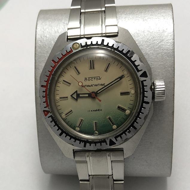 наручные часы Полет 2614 2Н СССР 17 камней