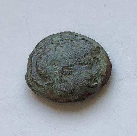 Монета Древнегреческой Троады