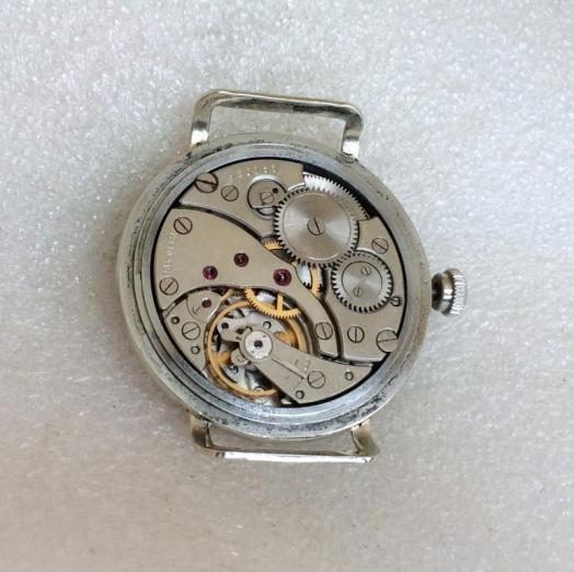 наручные часы Молния СССР серп и молот марьяж