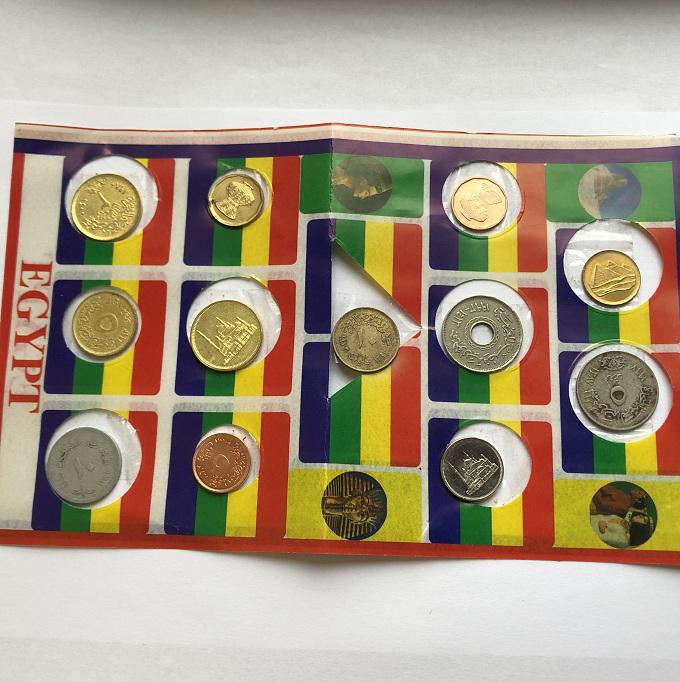 Отличный набор монет