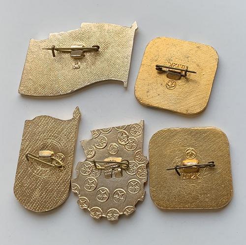 Мужские наручные часы Cornavin 23 jewels СССР позолоченные