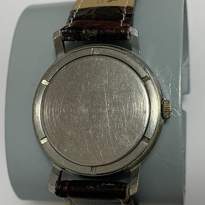 Карманные часы Молния СССР охотничья тема с оленями