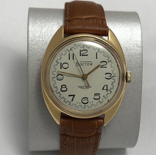 Мужские наручные часы Восток СССР авиатор
