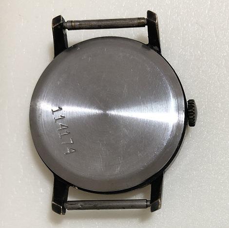 Мужские наручные часы Ракета СССР 2614 Н коричневые