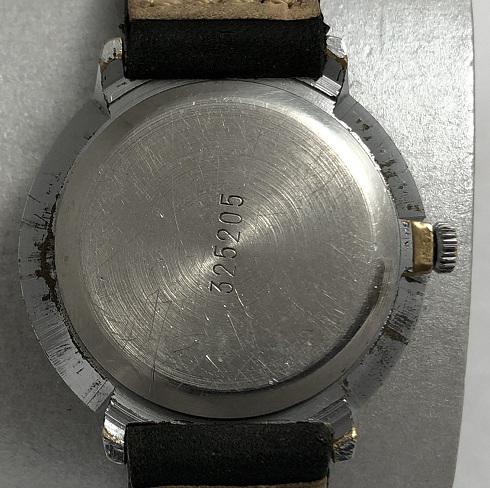 Мужские наручные часы ПЧЗ Ракета на механике