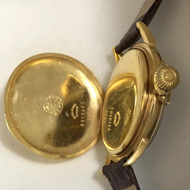 Мужские наручные швейцарские часы Zenith красивые