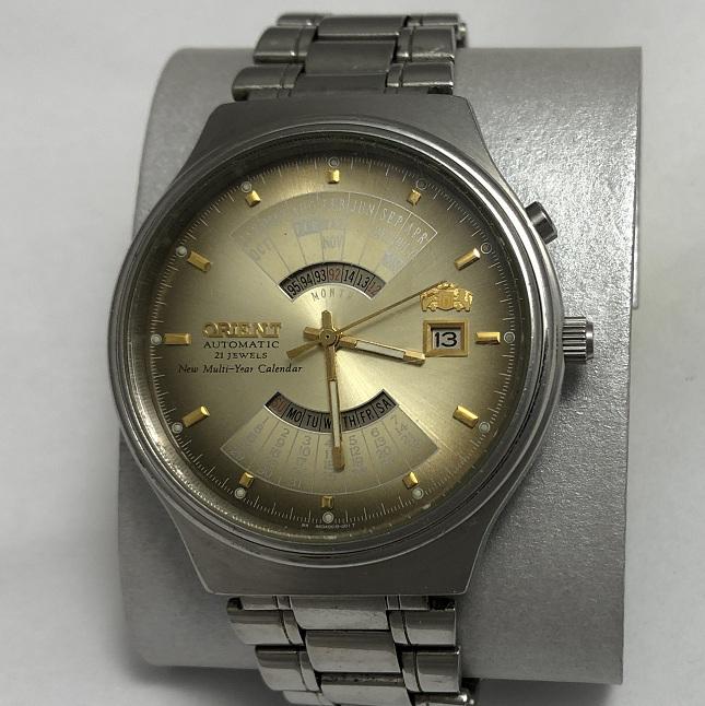Мужские наручные часы Seconda СССР 19 камней позолоченные