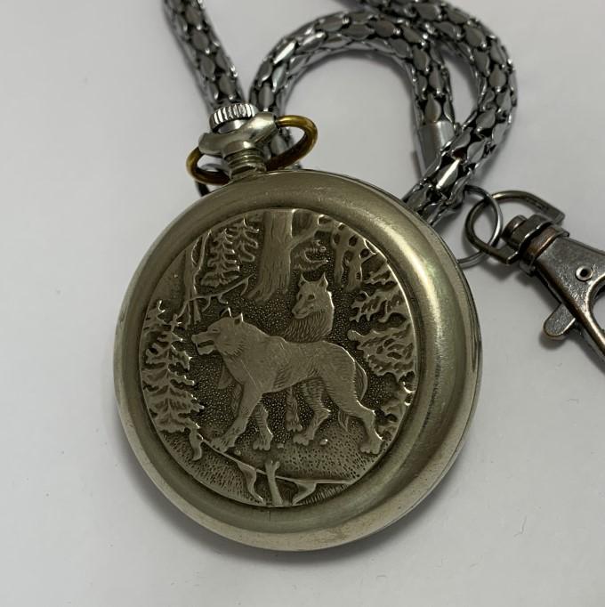Винтажные настенные часы Dugena