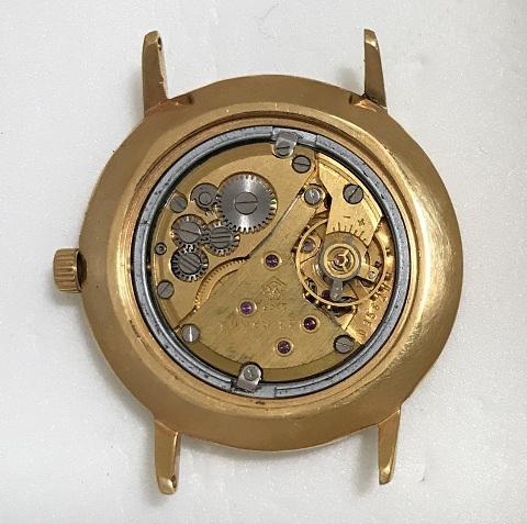 наручные часы Orient crystal 21 jewels 3 Stars серые