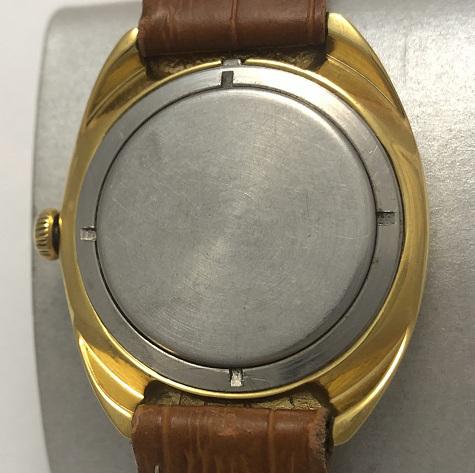 Мужские наручные часы Полет СССР 2614 2Н 17 камней позолоченные