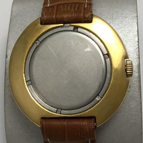 Мужские наручные часы Вымпел СССР 1 МЧЗ позолоченные