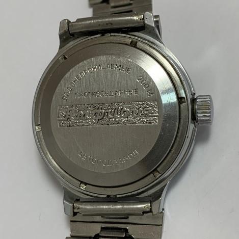 наручные часы Заря СССР Zarja позолоченные