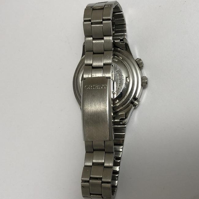 наручные часы Чайка СССР антрацит позолоченные