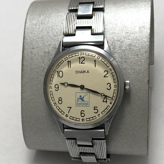Наручные мужские часы Чайка СССР