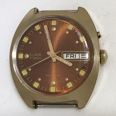 Мужские наручные часы Слава СССР автомат