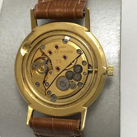 наручные часы Урал СССР старые