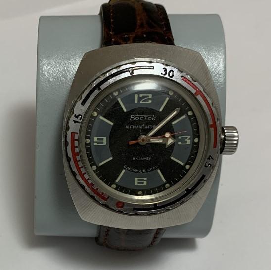 Мужские наручные часы Колос времен СССР