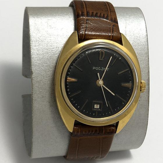 Мужские наручные часы Полет механические редкая модель
