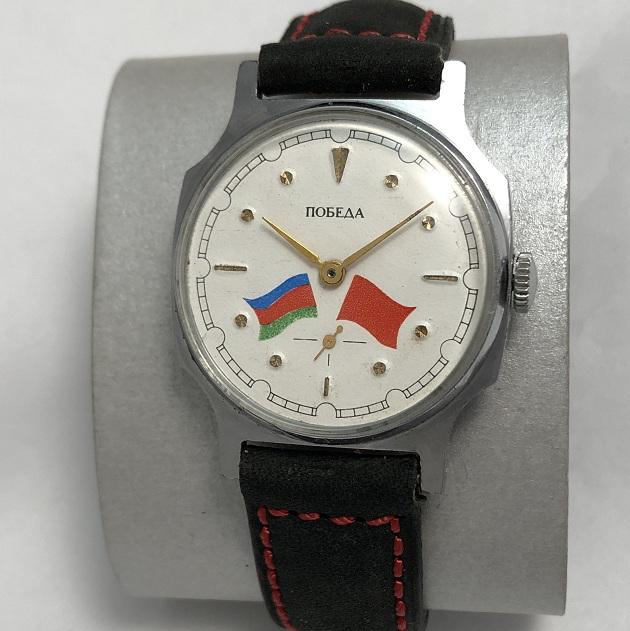 Наручные мужские часы Победа из СССР редкие
