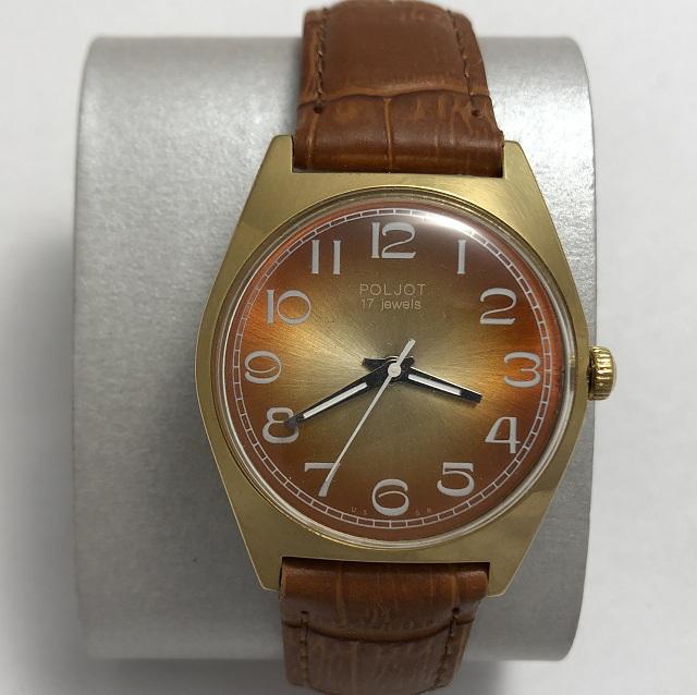 Мужские наручные часы Полет СССР интересные