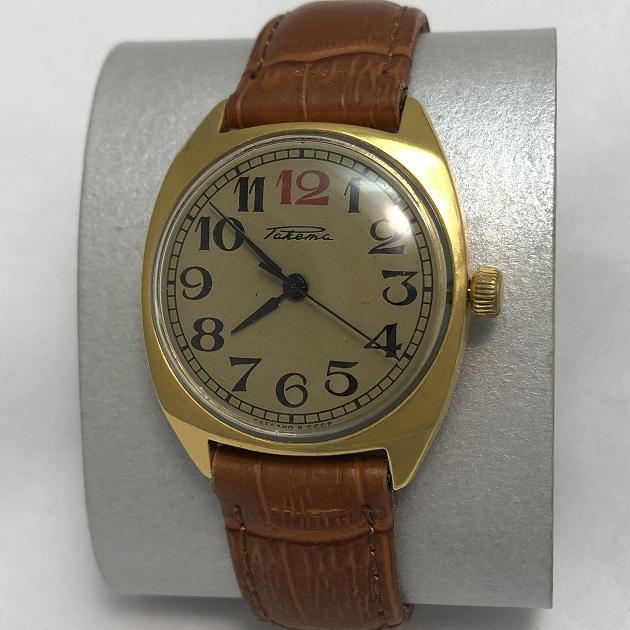 Мужские наручные часы Ракета 12 СССР