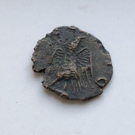 Монета древнего Рима Кар