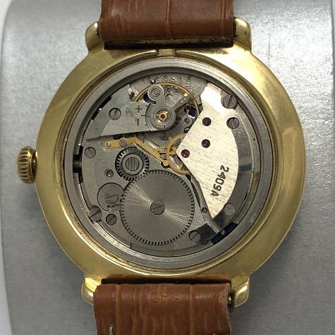 мужские часы ЗИМ СССР олимпиада позолоченные