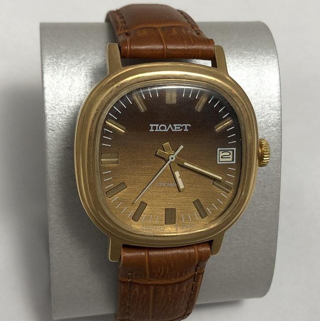 Мужские наручные часы Полет 2614 2Н СССР