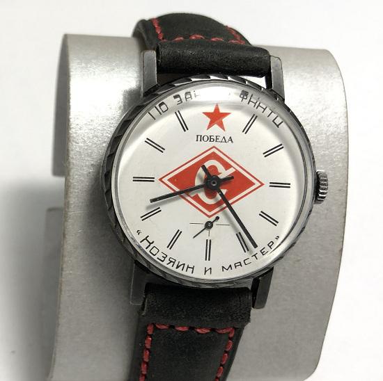 Мужские наручные часы Победа Спартак