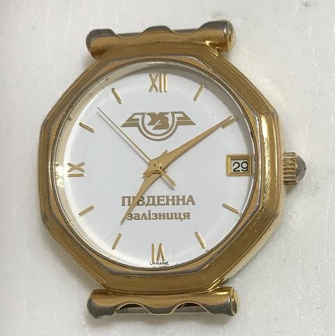 Наручные мужские часы Полет железная дорога