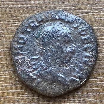 Монета древний Рим Траян Деций Виминациум