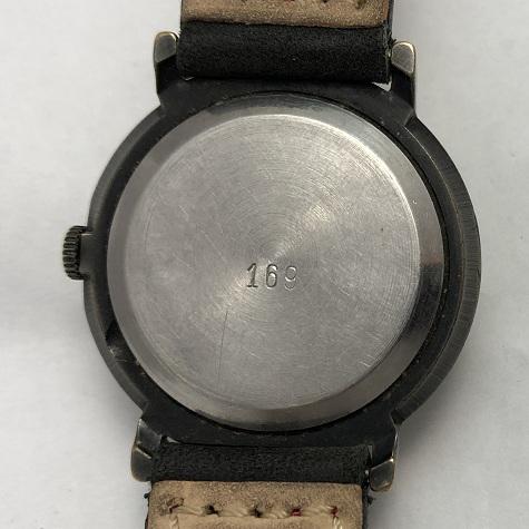 Мужские наручные часы Ракета редкие черные
