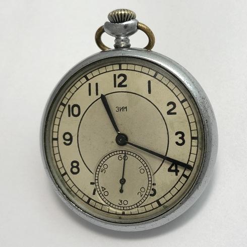 Мужские наручные часы Луч из СССР механика