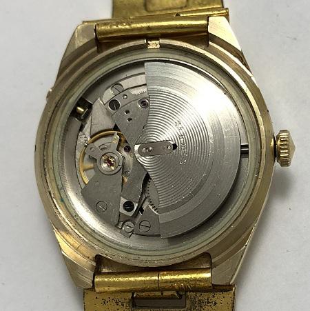 Мужские наручные часы Полет СССР 23 камня тонкие позолоченные