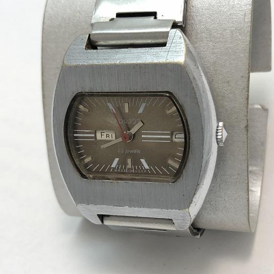 Мужские наручные часы Полет СССР 23 камня телевизор автомат