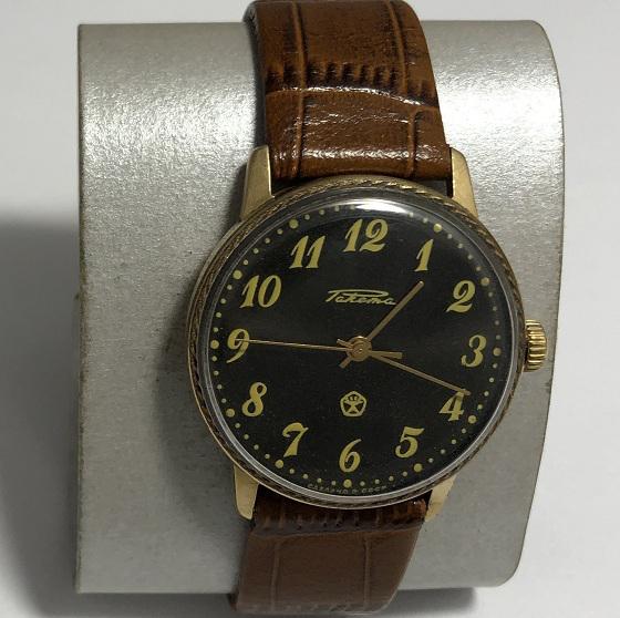 Мужские наручные часы Ракета 24 часа суточные СССР якорь