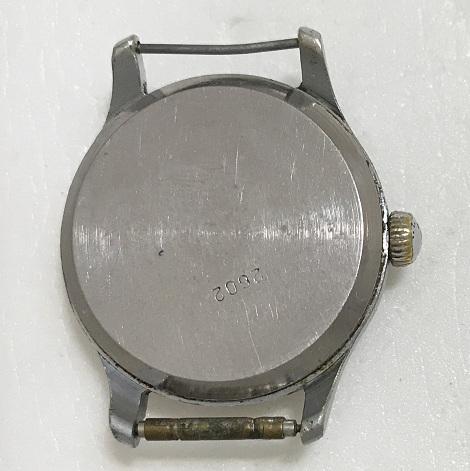 наручные часы Seconda СССР 21 камень позолоченные