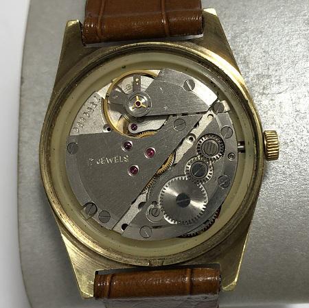 наручные часы Orient 3 Stars crystal 21 jewels металлик