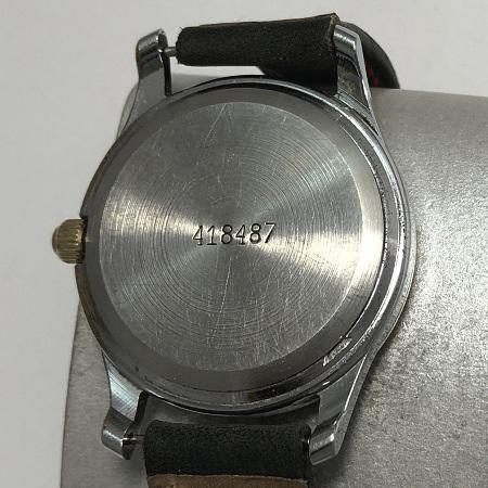 Мужские наручные часы Полет механические редкий вариант