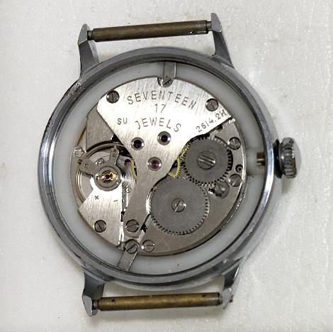 Мужские наручные механические часы Полет надежные