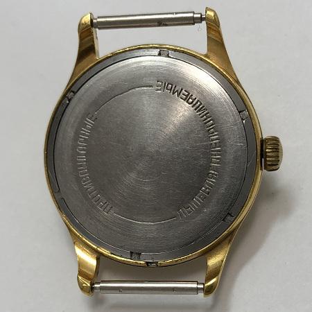 Мужские наручные часы Волна СССР ЧЧЗ 22 камня