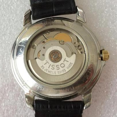 швейцарские часы Tissot Ballade