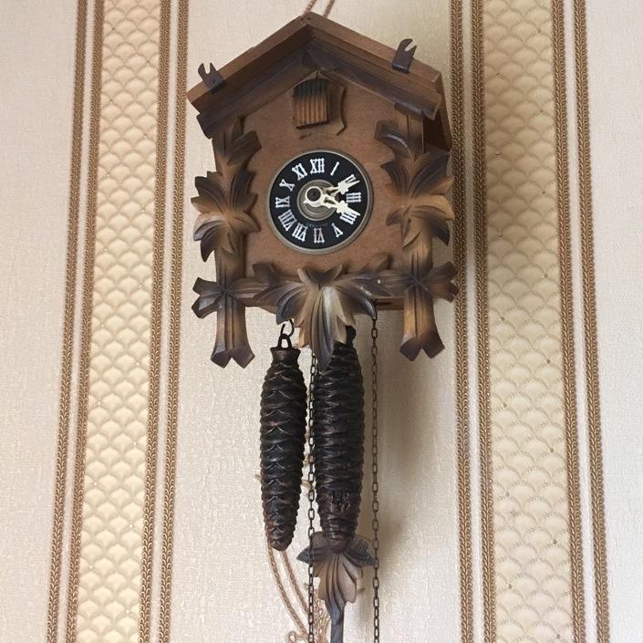 Старые продам часы с кукушкой час за работы стоимость новосибирск крана