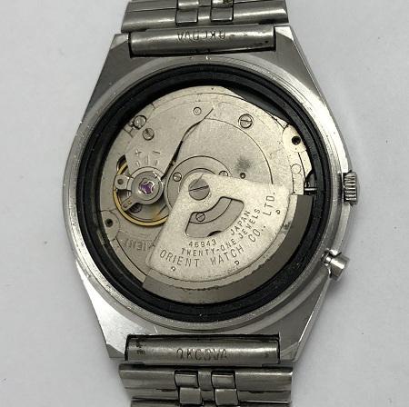 Мужские японские Часы Orient механика дешево