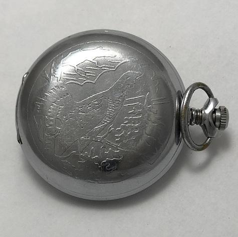 Карманные часы СССР Глухарь