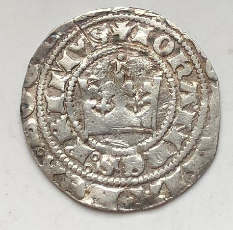 Монета Пражский грош