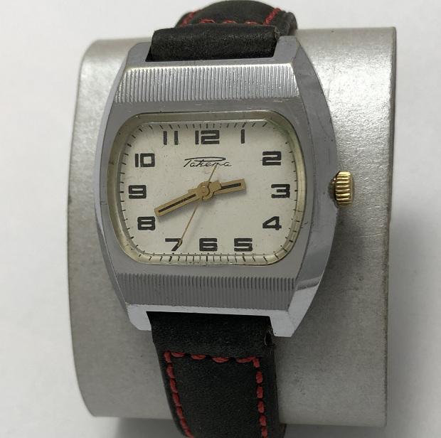 Мужские наручные часы Ракета телевизор СССР