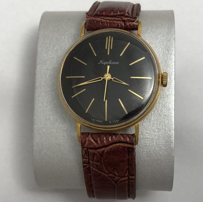 Мужские наручные мужские часы Кировские СССР