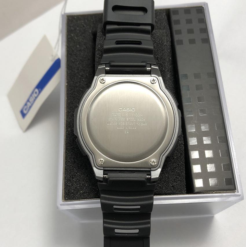 Наручные часы Casio WS-1100H-1AVEF