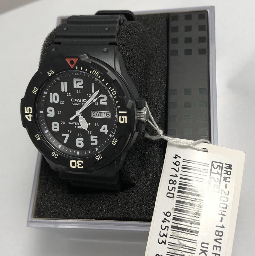 Наручные часы Casio MRW-200H-1BVEF